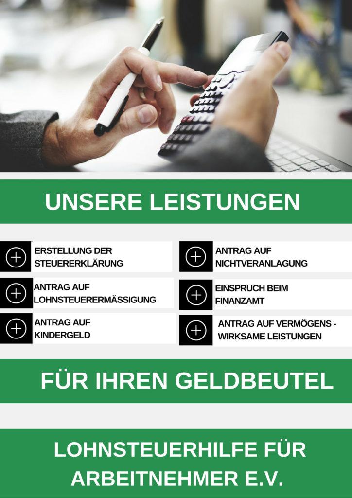 Lohnsteuerhilfeverein Merseburg Zentrum – Denise Starke Lohnsteuerhilfe.